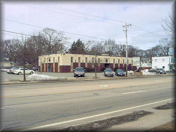 New England, Realtor corporate office